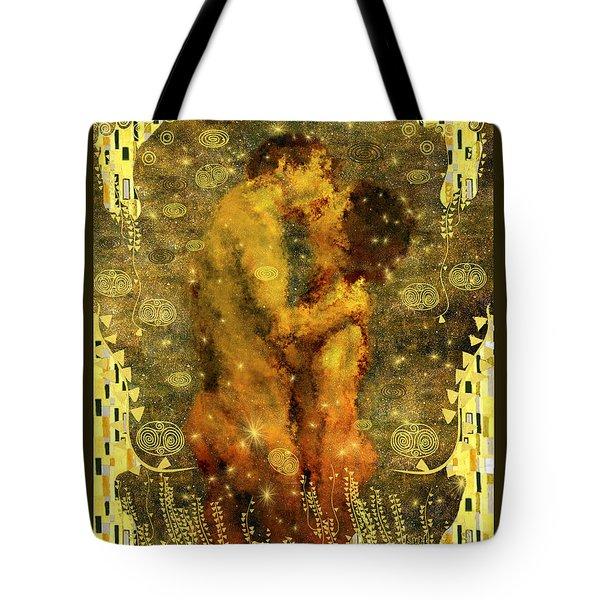 Romantic Dream Tote Bag by Kurt Van Wagner