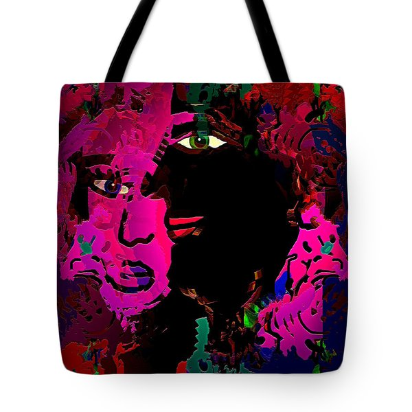 Romantic Soulmates Tote Bag by Natalie Holland