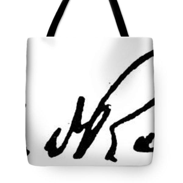 Roosevelt Signature Tote Bag by Granger