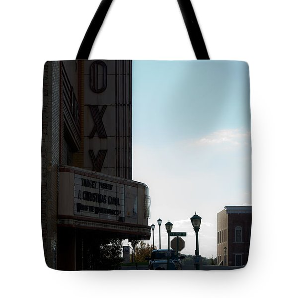 Roxy Regional Theater Tote Bag by Ed Gleichman
