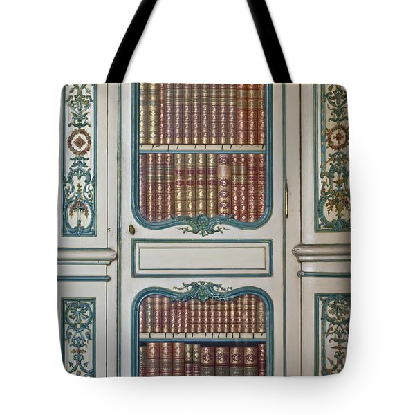 Royal Books Tote Bag by Nomad Art And  Design