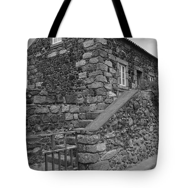 Rural Home Tote Bag by Gaspar Avila