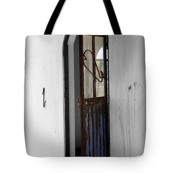 Rust Tote Bag by Cheryl Young