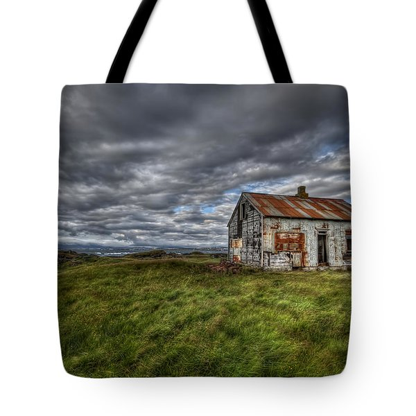 Rust In Peace Tote Bag by Evelina Kremsdorf