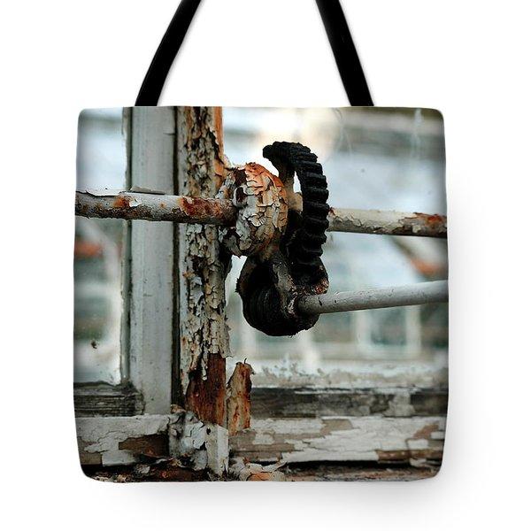 Rust Tote Bag by Maglioli Studios
