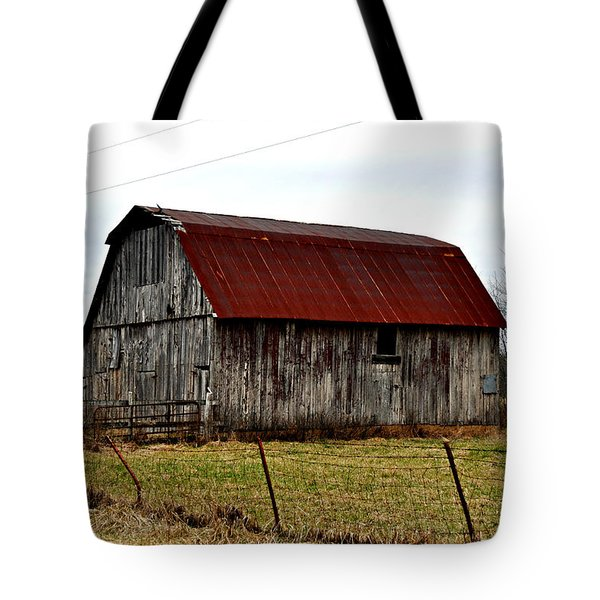 Rustic Barn 2 Tote Bag by Marty Koch