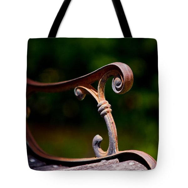 Rusty Rest Tote Bag by Christopher Holmes