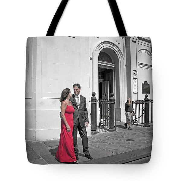 S And D 54 Tote Bag by Kathleen K Parker