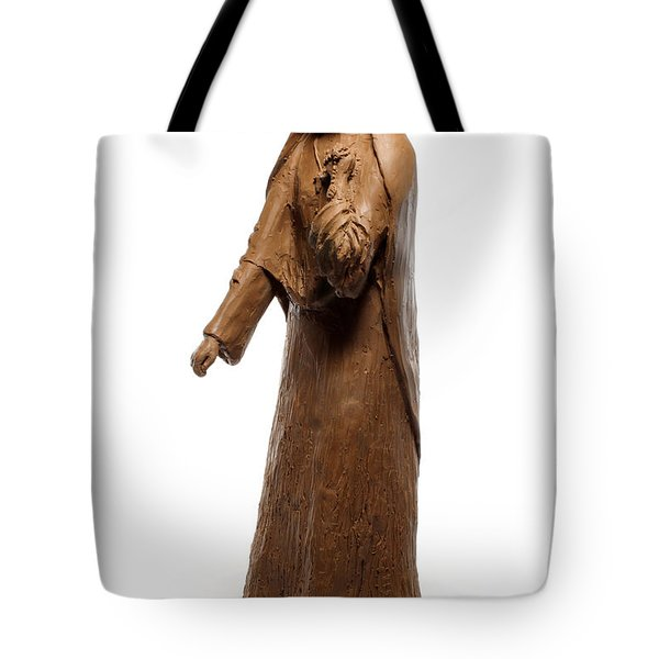 Saint Rose Philippine Duchesne sculpture Tote Bag by Adam Long