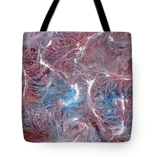 Salty Lashes Tote Bag by Marsha Elliott