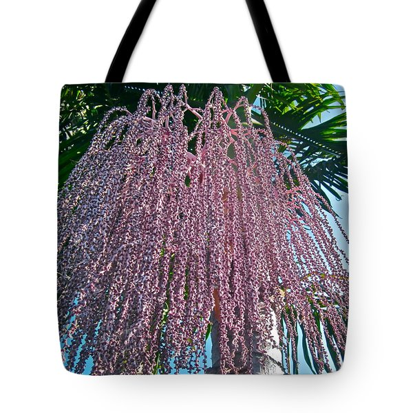 San Clemente Sunday Tote Bag by Gwyn Newcombe