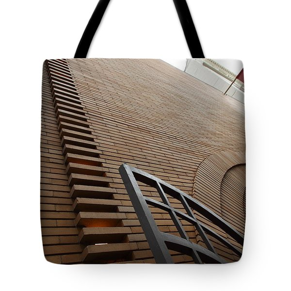 San Francisco - Maiden Lane - Xanadu Gallery - Frank Lloyd Architecture - 5D17795 Tote Bag by Wingsdomain Art and Photography