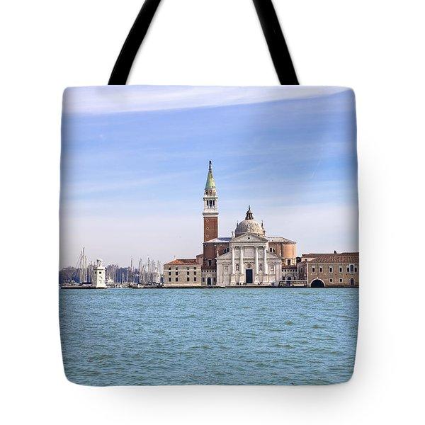 San Giorgio Maggiore Tote Bag by Joana Kruse