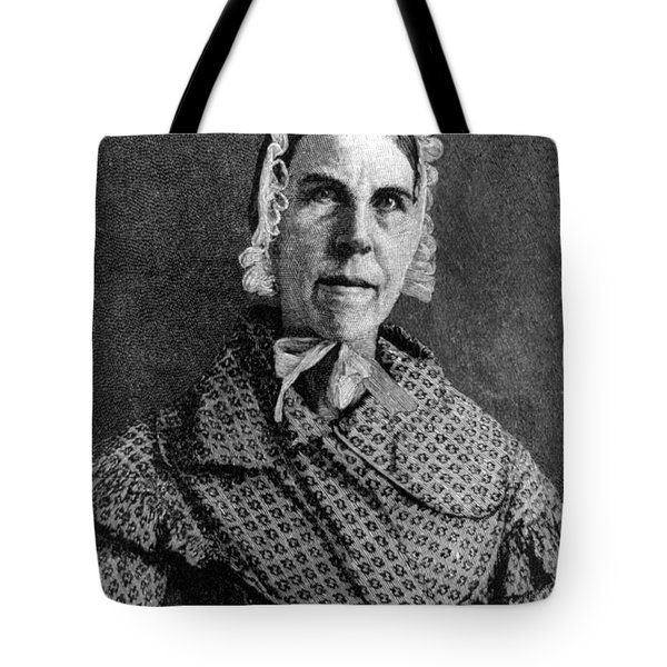 Sarah Moore Grimk�, American Tote Bag by Photo Researchers