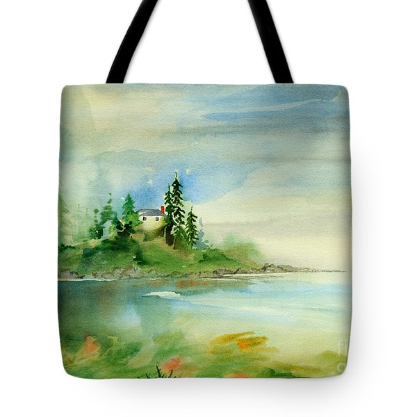 Saxe Point Tote Bag by Phil Albone
