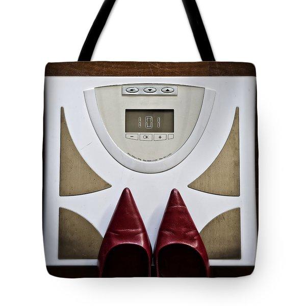 scale Tote Bag by Joana Kruse
