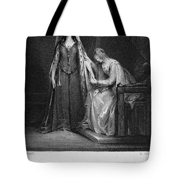 Scott: Ivanhoe, 1832 Tote Bag by Granger
