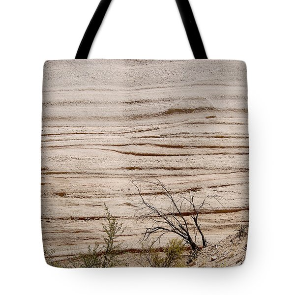 Sculpted By Nature Tote Bag by Vicki Pelham