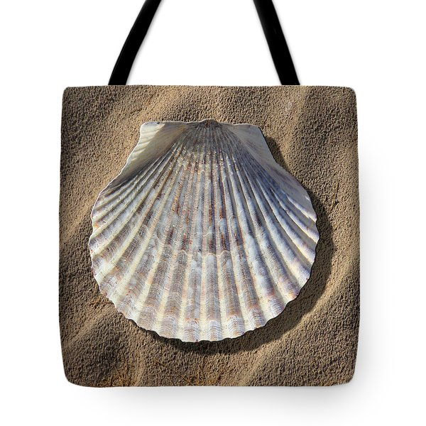 Sea Shell 2 Tote Bag by Mike McGlothlen