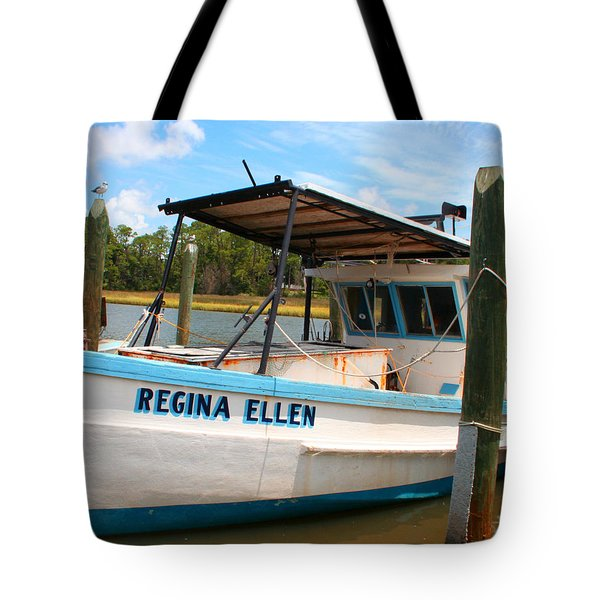 Sea Worthy Tote Bag by Barry Jones