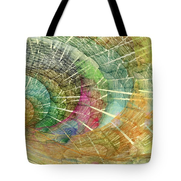 Season of the Shell Tote Bag by Betsy A  Cutler