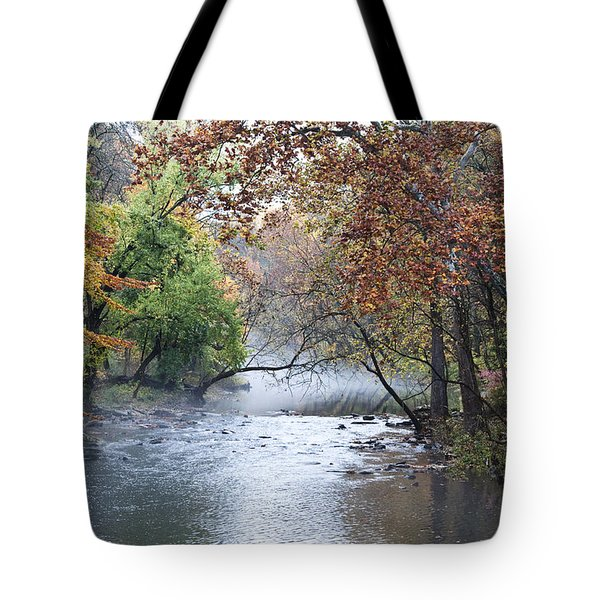 Seasons Change Tote Bag by Bill Cannon