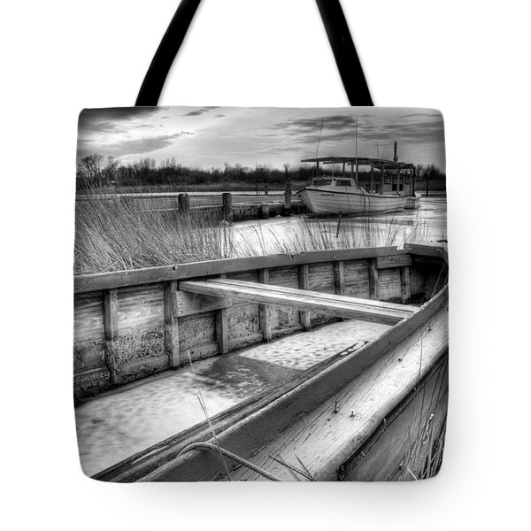 Seaworthy Tote Bag by JC Findley