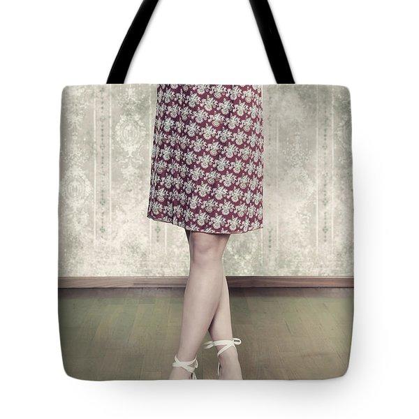 Self-confidence Tote Bag by Joana Kruse