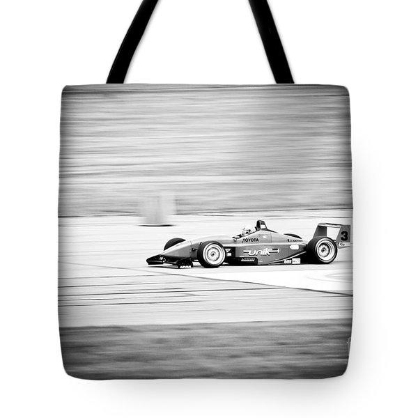 Sepia Racing Tote Bag by Darcy Michaelchuk
