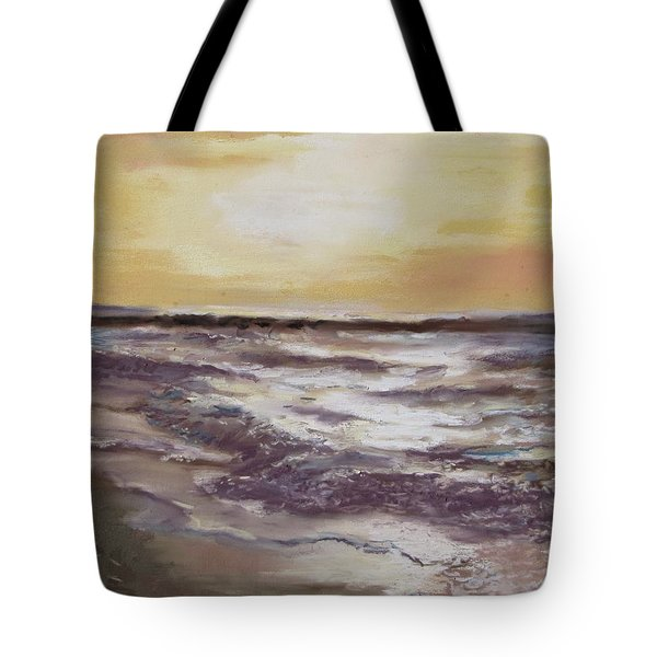 Sesuit Sunset Tote Bag by Jack Skinner