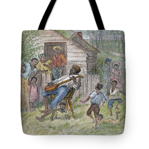 Sharecroppers, 1876 Tote Bag by Granger