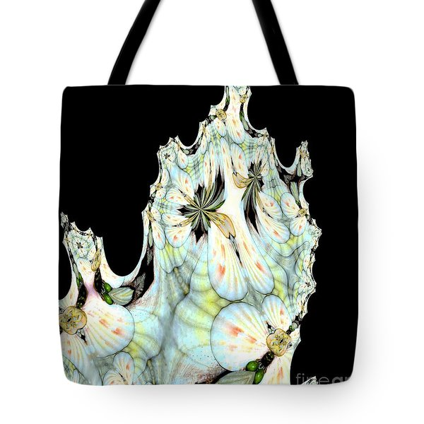 Shell Art 1 Tote Bag by Maria Urso