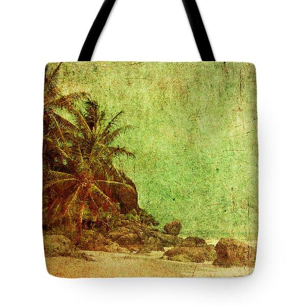 Shipwrecked Tote Bag by Andrew Paranavitana