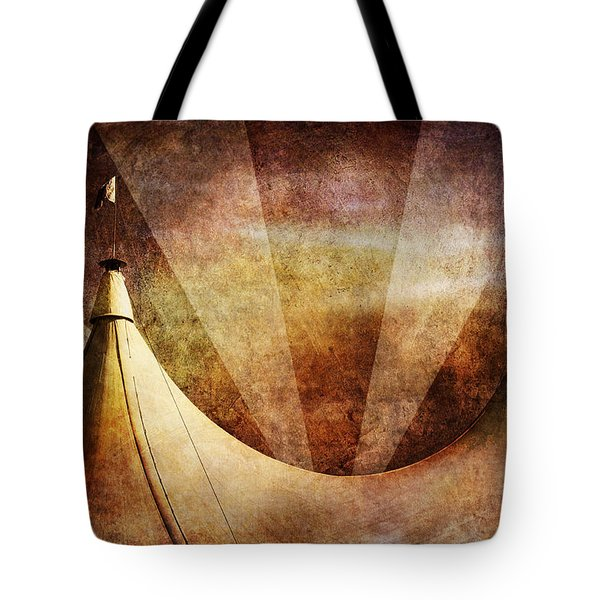 Showtime Tote Bag by Andrew Paranavitana