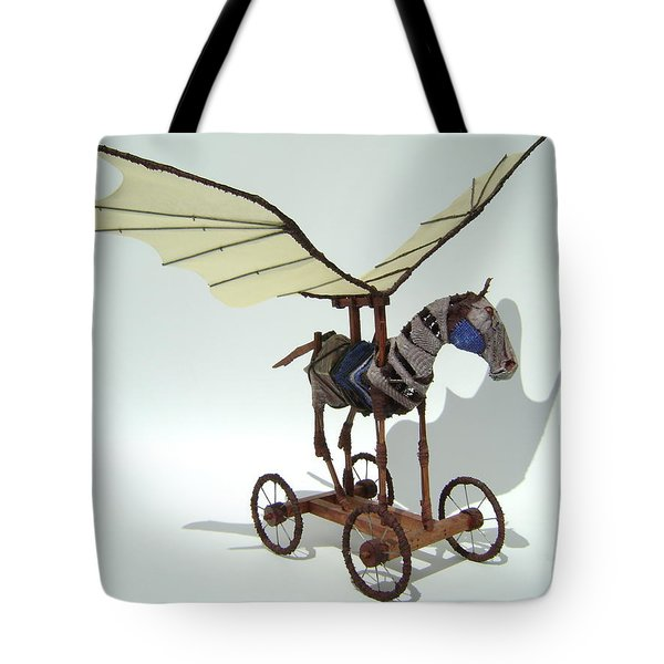 Silly Heart Tote Bag by Jim Casey