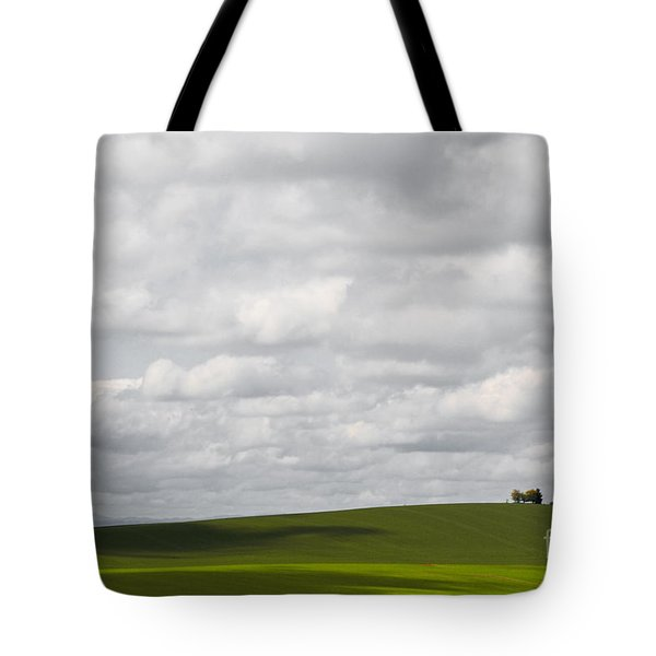 Simple Field Tote Bag by Andrea Hazel Ihlefeld