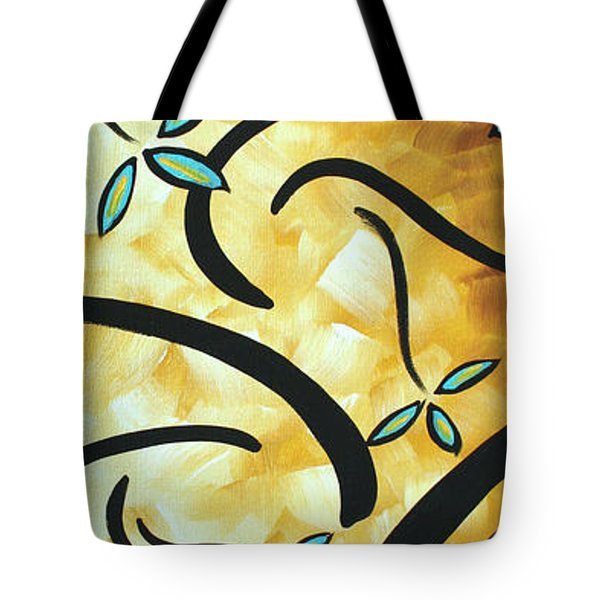Simply Glorious 2 by MADART Tote Bag by Megan Duncanson