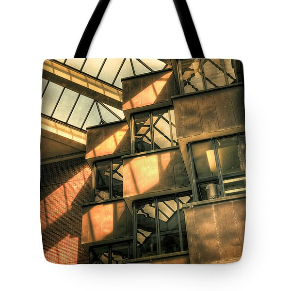 Single Scholar Tote Bag by Joan Carroll