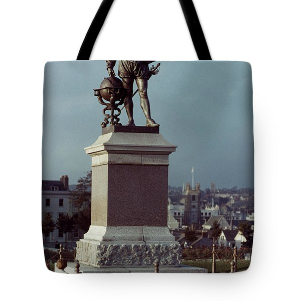 Sir Francis Drake Tote Bag by Granger