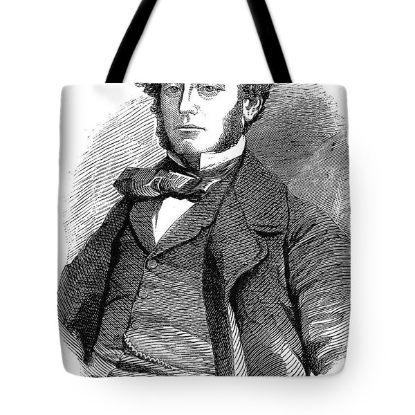 Sir Francis L. Mcclintock Tote Bag by Granger