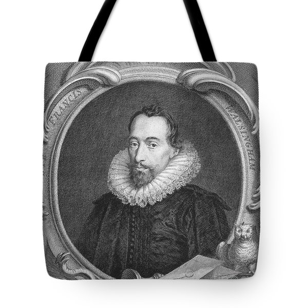 Sir Francis Walsingham Tote Bag by Granger