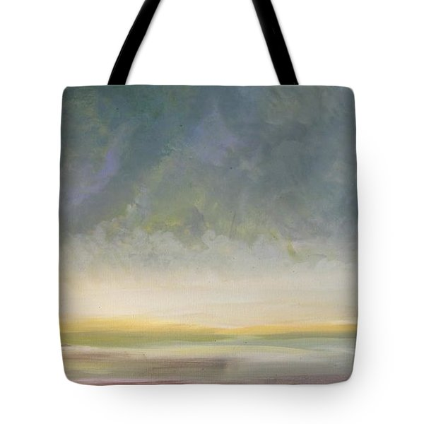 Skaket - Waiting on the Storm Tote Bag by Jacqui Hawk
