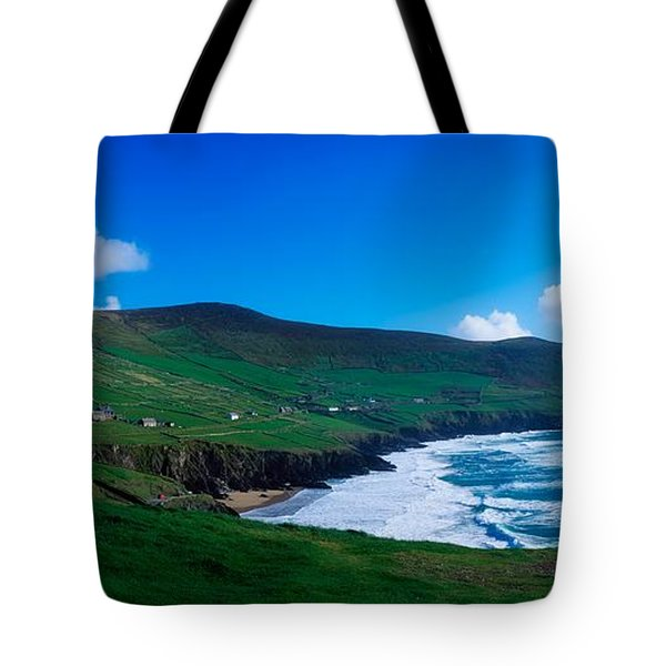 Slea Head, Dingle Peninsula, Co Kerry Tote Bag by The Irish Image Collection