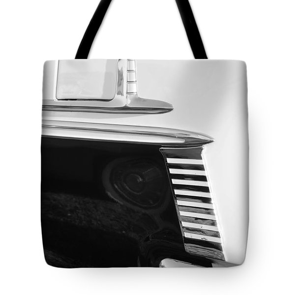 Sleek Tote Bag by Luke Moore