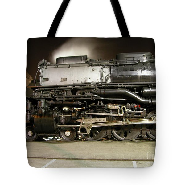Sleeping Giant Tote Bag by Tim Mulina