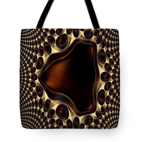 Smoky Quartz Tote Bag by Maria Urso