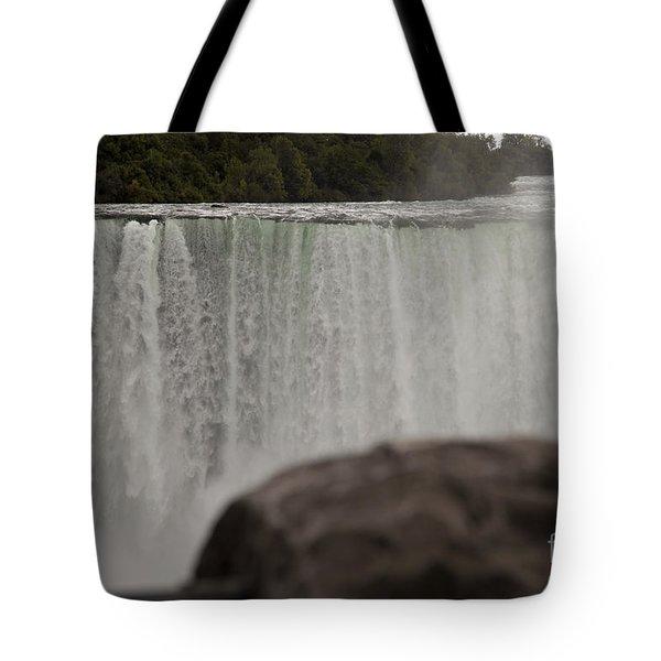 So Close And So Far Tote Bag by Amanda Barcon