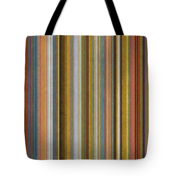 Soft Stripes ll Tote Bag by Michelle Calkins
