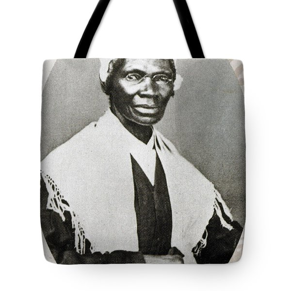 Sojourner Truth, African-american Tote Bag by Photo Researchers