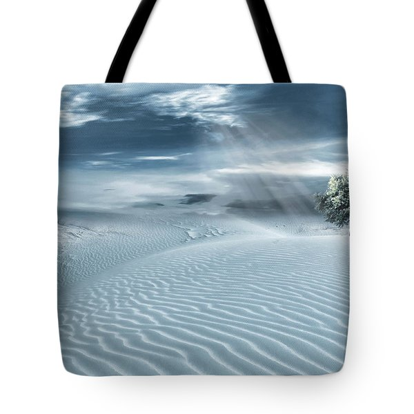 Solace Tote Bag by Lourry Legarde